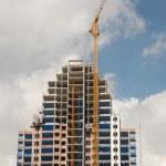 Skyscraper in Benidorm — Stock Photo #31990401
