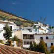 Stock Photo: Old town of granada, spain
