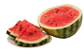 Fresh and Juicy Watermelon — Stock Photo