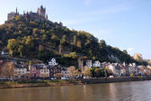 Castle in Cochem, Germany — Stock Photo