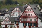 Maisons traditionnelles en Allemagne — Photo