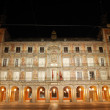 Plaza Mayor in Madrid, Spain — Stockfoto