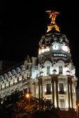 Building in Madrid, Spain — Stock Photo
