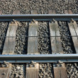 Stock Photo: railroad track