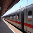 Stock Photo: GermFast Train Inter City Express (ICE)