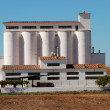 Agricultural storage building — Stock Photo