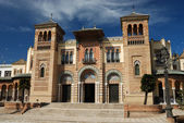 Beautiful building in Seville, Spain — Stock Photo