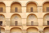 Building facade in Cordova, Spain — Stock Photo