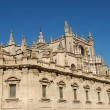 Cathedral in Sevilla, Spain — Stockfoto
