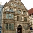 Stock Photo: Historic buildings in Germany
