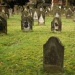Jewish Graveyard — Stock Photo