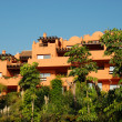 Stock Photo: Residential house in Marbella