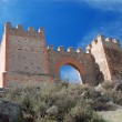 Ancient fortress in Spain — Stockfoto
