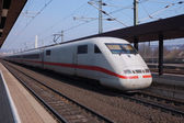 German Fast Train Inter City Express (ICE) — Stock Photo