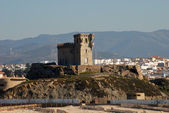 Ancient fortress in Tarifa, Spain — Stock Photo