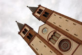 Cathedral in Wurzburg, Germany — Stock Photo