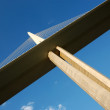 The Millau Viaduct, France — Stock Photo