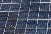 Zonnepaneel voor alternatieve energie — Stockfoto