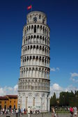 Leaning tower of Pisa, Italy — Stock Photo