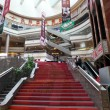 Super Brand Shopping Mall in Pudong, Shanghai, China — Stock Photo
