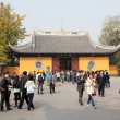 Longhua Temple in Shanghai, China — Stockfoto