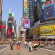 Times Square in New York City, USA — Stock Video