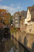 The old town Wetzlar, Hessen, Germany — Stok fotoğraf