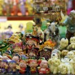 Stock Photo: Traditional chinese miniature figurines in Shanghai, China