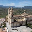 Stock Photo: Cathedral of Olvera, Andalusia, Spain