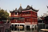 Yuyuan Garden in Shanghai, China — Stock Photo