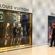 Luxury boutique in Hong Kong — Stock Photo