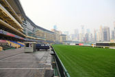 Happy Valley Racecourse in Hong Kong, China — Stock Photo