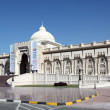 Cultural Palace in Sharjah, United Arab Emirates — Stock Photo #38944827