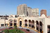 Luxury Mall in Porto Arabia, The Pearl in Doha. Qatar, Middle East — Foto de Stock