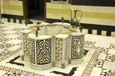 Traditional arabian well. Doha, Qatar, Middle East — Stockfoto