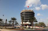 Bahrain International Circuit in Manama, Middle East — Stock Photo