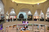 Seef Mall in Manama, Kingdom of Bahrain, Middle East — Foto Stock