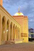 Al Fateh Grand Mosque in Manama, Bahrain, Middle East — Stock Photo