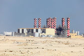 Power station plant in Bahrain, Middle East — Stock Photo