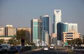 City of Manama, Kingdom of Bahrain, Middle East — Stock Photo