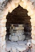 Ceramics oven at the A'ali traditional pottery in Bahrain, Middle East — Stock Photo