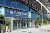 The Galleria Mall at Al Maryah Island in Abu Dhabi, United Arab Emirates — Stock Photo