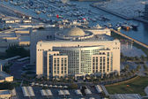 Ministry of Foreign Affairs building in Abu Dhabi, United Arab Emirates — Stock Photo