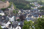 Town Dillenburg in Hesse, Germany — Stock fotografie