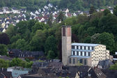 Church in town Dillenburg, Hesse, Germany — Stok fotoğraf