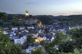 Town Dillenburg with historical Castle in Hesse, Germany — Stok fotoğraf