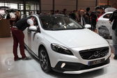 Volvo V40 Cross Country at the AMI - Auto Mobile International Trade Fair on June 1st, 2014 in Leipzig, Saxony, Germany — Stock Photo
