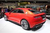 Audi Quattro Concept at the AMI - Auto Mobile International Trade Fair on June 1st, 2014 in Leipzig, Saxony, Germany — Foto Stock