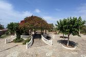 Promenade in Aguilas, province of Murcia, Spain — Stock Photo