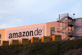 Amazon branch distribution center in Eisenach, Germany — Stock Photo